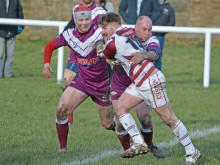 Ratcliffe bags hat-trick in Trojans' Wibsey win