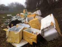 Council accused of 'silo mentality' over flytipping