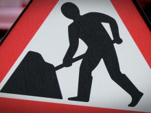 Fears that roadworks may cause lorry chaos