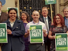 Greens aim to build on surge in support