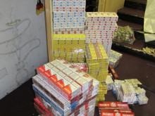 Jail for trader who stored illegal tobacco
