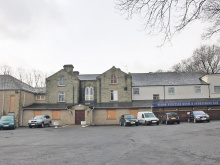 Revised homes plan for historic hotel site
