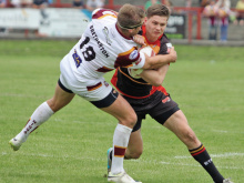 Batley secure hat-trick of wins over Dewsbury in 2016