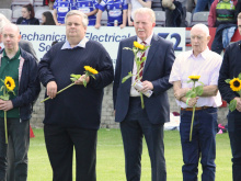 Hero Bernard joins clubs in tribute to Jo
