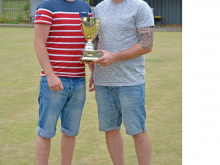 Nutting and Ratcliffe secure bowls title