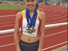 Golden-girl Groves sprints to victory