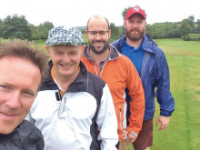 Lord's Taverners raise over £2,000 with golf day