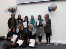 Delight at Batley Girls' High results