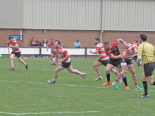 Cleckheaton RU suffer Yorkshire Cup upset
