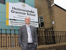 Bulley for sir! New head's vision for Hecky Grammar
