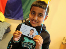 Royal date for great little carer Armaan