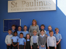 Former pupil is school's new head