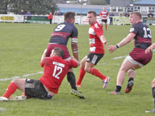 Cleck RU thrashed by Rossendale