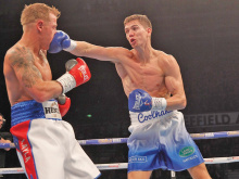 Sykes adapts to life after boxing