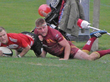 Under-performing Cleck RU suffer third straight defeat