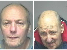Brothers, 71 and 62, jailed for historic abuse
