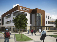 Eight years on, College's new site plan approved
