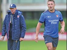 Burgess 'honoured' to be England captain