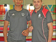 Coach McIver in Russia for Youth World Championships