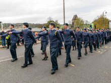 North Kirklees pays tribute to the fallen