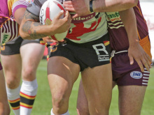 Diskin not fazed by Batley's lack of game time