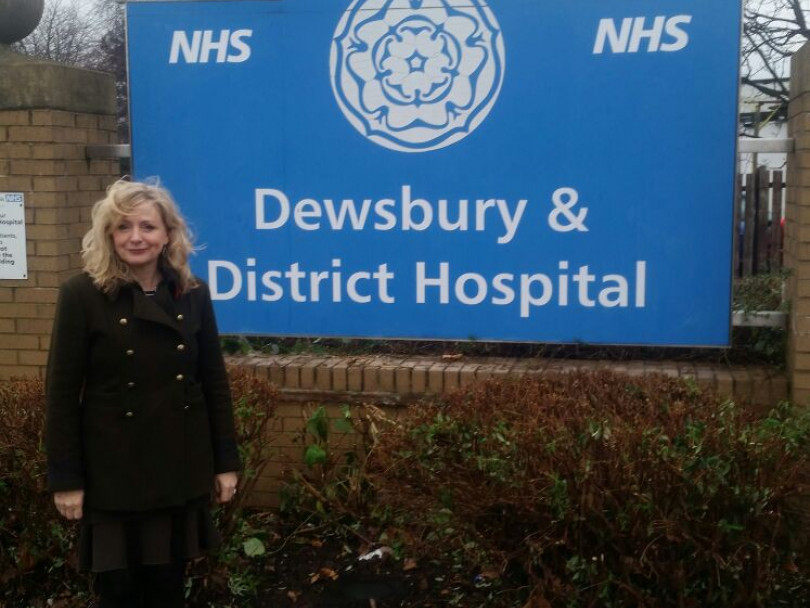 MPs asked to 'clarify' future of A&E at Dewsbury