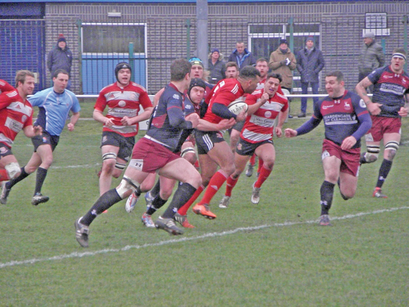 Cleck RUFC stay positive despite agonising defeat