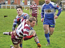 Thornhill on track for Challenge Cup run