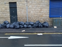 Takeaway man fined £2,000 for fly-tipping rubbish