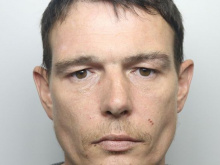 Knife attacker jailed