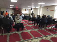 Mosque open day 'builds bridges'