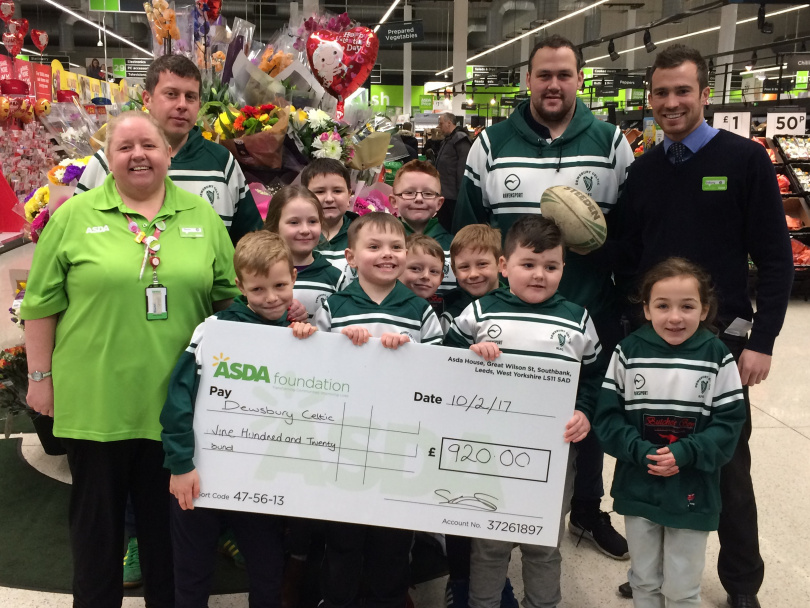 Store's cash injection for local clubs