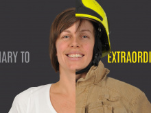 'Be extraordinary' campaign to recruit 100 firefighters