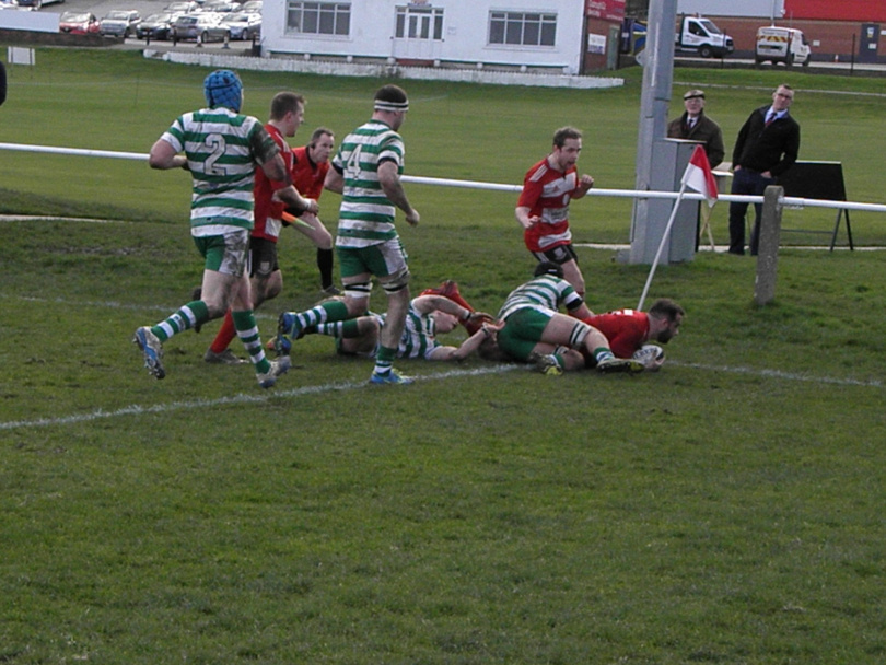 Cleck RU lose their way at Moorend