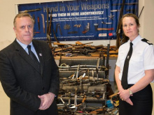 32 guns handed over in Kirklees weapon amnesty