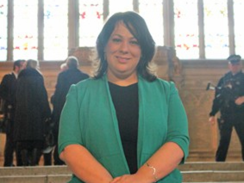 My life as an MP? It's just so rewarding, says Paula