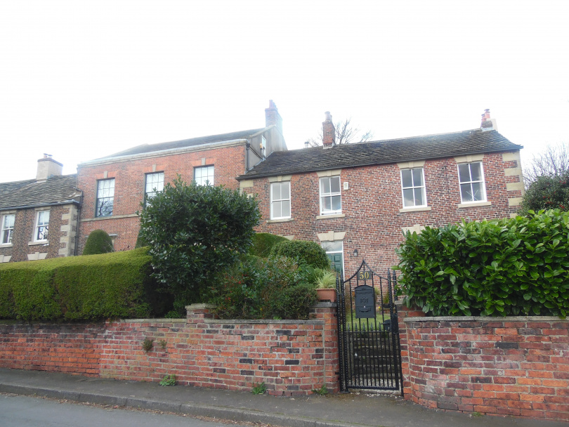 Gomersal 'Sisters' House' is a lasting link to the Brontes