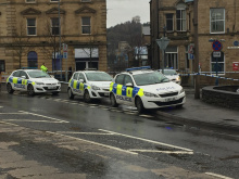 Roads in Dewsbury sealed off after violent assault