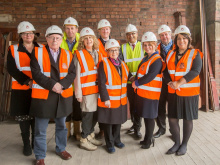 Work begins on £11m landmark transformation