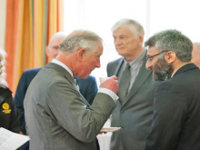 Prince Charles thanks flood workers