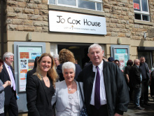 Centre's renaming is lasting tribute to Jo