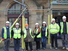 Work begins on £500k charity centre revamp