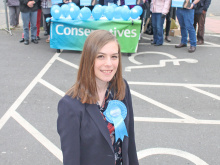 Local lass Beth ready to fight for Dewsbury