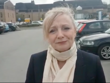 Tracy campaigns to scrap parking fees