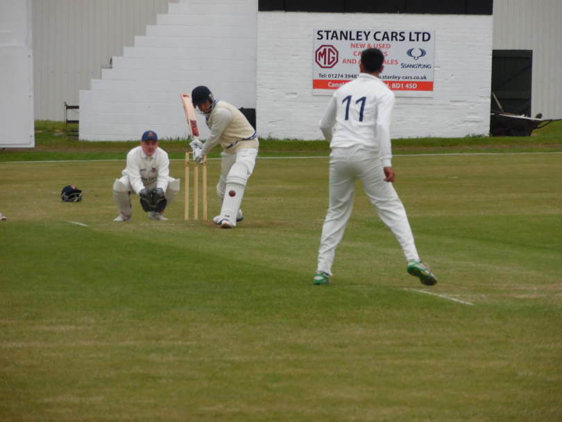Sterling solo efforts in vain for Cleck