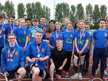Runaway success for air cadets