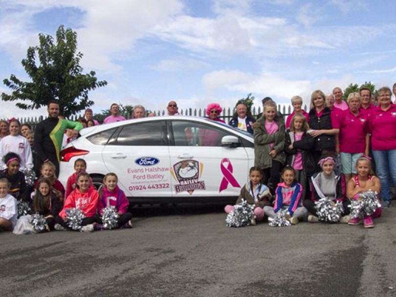 Dates set for Batley's Pink Weekend