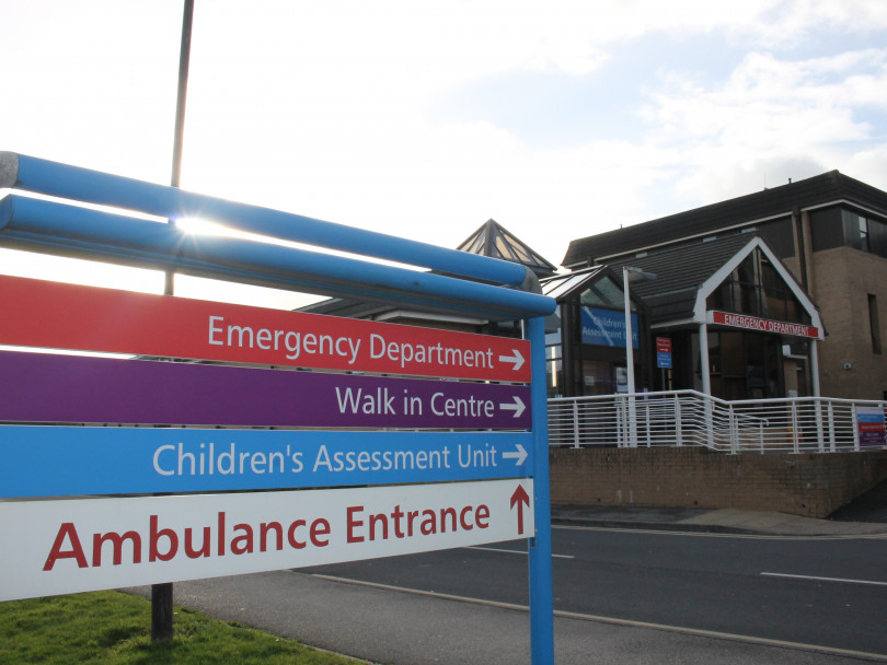 Health Secretary Hunt admits 30% of patients won't be treated at Dewsbury's new-look emergency department