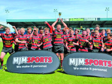 Birstall Vic U-15s crowned cup champions