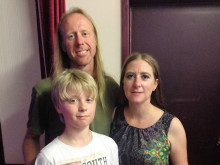 Family takes campaign for diabetes care to India